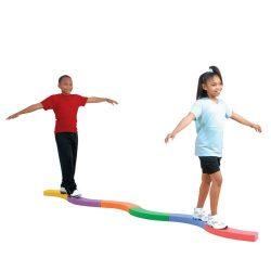 Curved Balance Beam