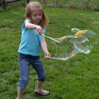 Create Big Bubbles