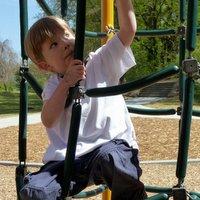 Climb At the Playground