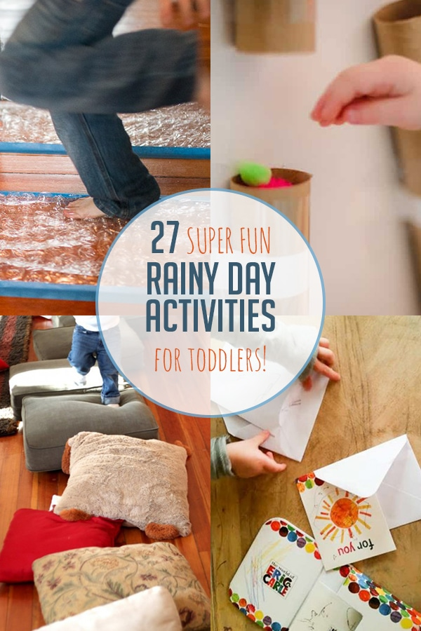 Super Fun Rainy Day Activities For Toddlers Hands On As We Grow