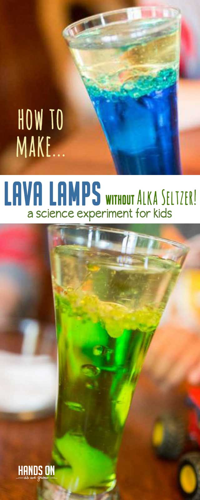 Learn How To Make A Lava Lamp Without Alka Seltzer In This Super Easy At