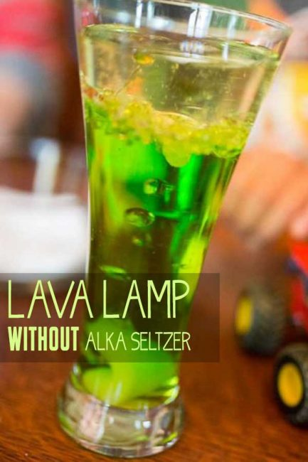 How To Make A Lava Lamp Without Alka Seltzer Hands On As We Grow