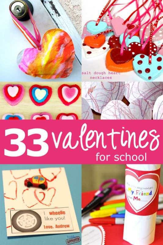 Classroom Ideas For Preschoolers ~ Super cute kids valentines for school hands on as we