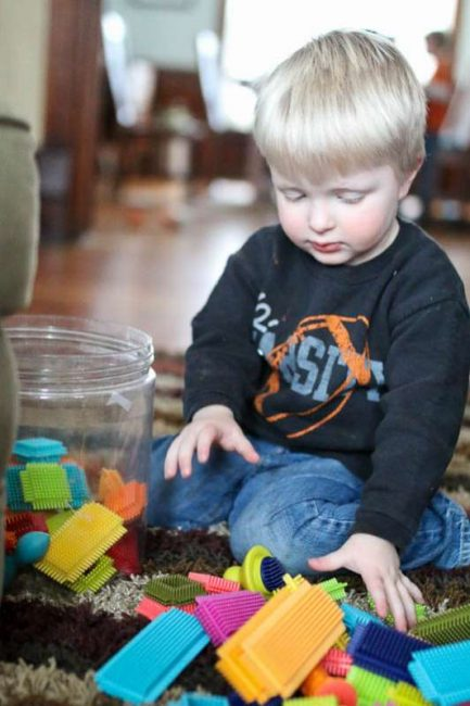 What to do when your child doesn't want to do any of the activities you try.