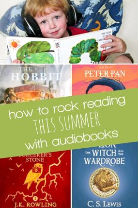 How to Rock Reading This Summer with Audiobooks