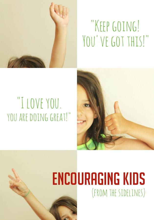 Family Sports Sideline Encouragement Cheers Are Secret Hand Symbols That  Encourage Kids From The Sideline While