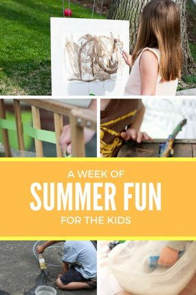 Summer Activity Plan to Enjoy With the Kids