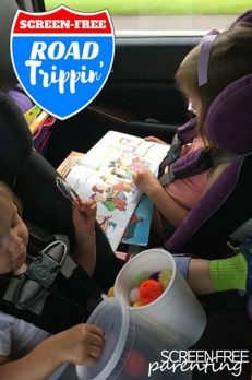Road Trips with Toddlers Survival Tips