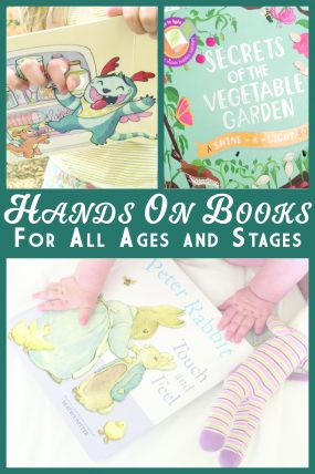 Hands On Books: For Every Age and Stage