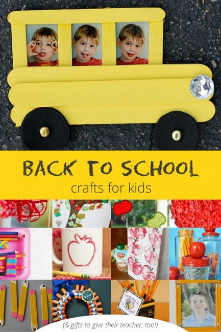 Tumblr Back To School Paper Crafts