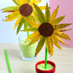 leaf-sunflower-craft1