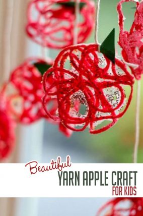 Yarn Crafts For Kids To Make