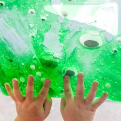 Jello Sensory Bag