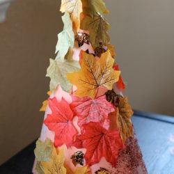 Fall Sticky Tree