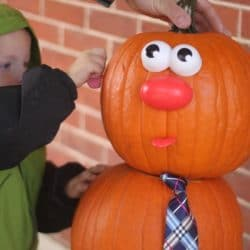 Mr. Pumpkin Man