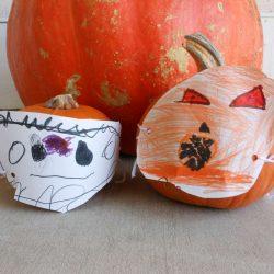 Pumpkin Halloween Masks