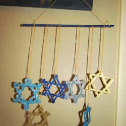 Star of David Mobile