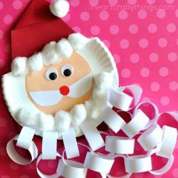 santa beard chain - Santa Claus Craft