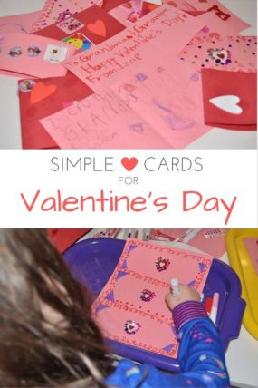 Super Simple Valentine's Day Cards Any Kid Can Make