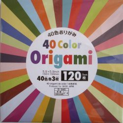 Colored Origami Paper to Make Airplanes