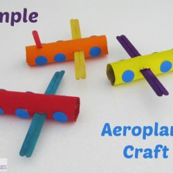 34 Soaring Airplane Crafts & Activities for Kids | Hands On As We Grow®