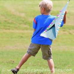 Giant Paper Airplanes