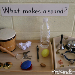 What Makes a Sound?