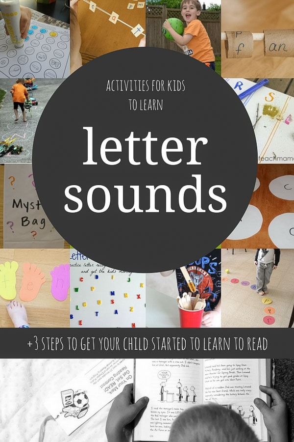 12 phonics activities for kids learning to read hands on as we grow have a pre reader at home here are 3 steps to get your child publicscrutiny Gallery