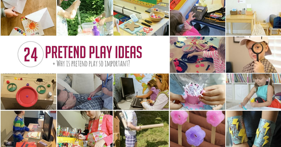 24 Practical Pretend Play Ideas Why Pretend Play Is So Important