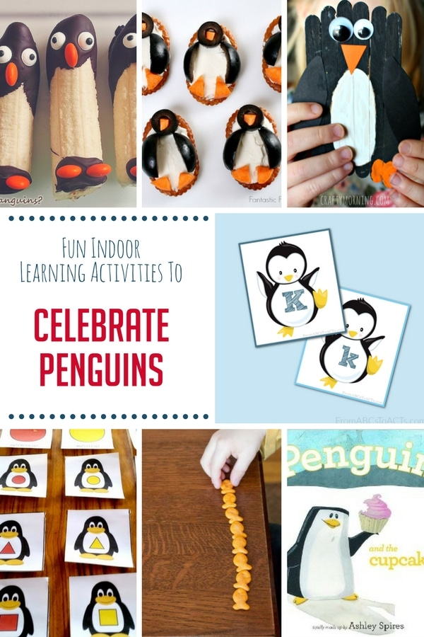 Fun Penguin Activities For National Penguin Awareness Day