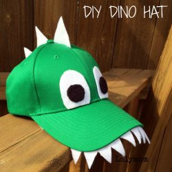 Dinosaur Hat- Laly Mom
