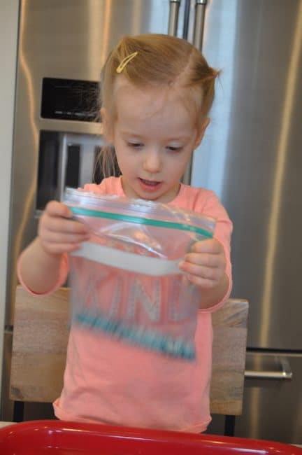 DIY rainbow crystals are so easy to make, even preschoolers can do it!
