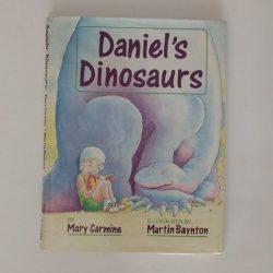 Daniel's Dinosaurs by Mary Carmine