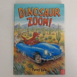 Dinosaur Zoom by Penny Dale