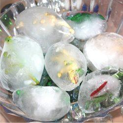 Frozen Dinosaur Eggs Ice Excavation- Little Bins for Little Hands