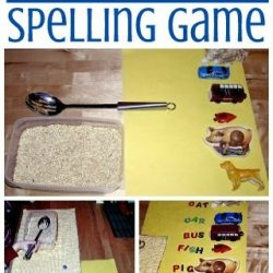 What Do We Do All Day- Seek and Find Spelling Game