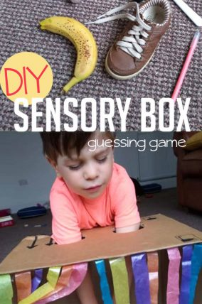 Cardboard Box Activities