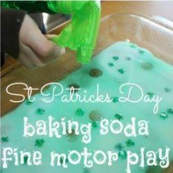 Baking Soda Experiment- Little Bins for Little Hands