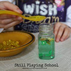 Leprechaun Bait- Still Playing School