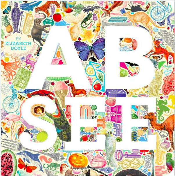 Pick up this delightful alphabet board book that's perfect for toddlers and preschoolers.