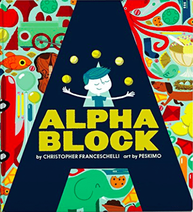 Get your hands onto the ABCs with this great hands-on alphabet book for toddlers!