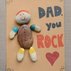 Rock dad card- CBC Parents