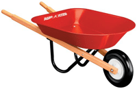 Wheelbarrow for Outdoor Fun
