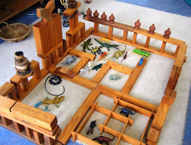 let the children play: indoor classroom