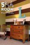 5-kids-room-must-haves