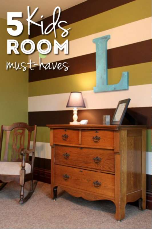 5 things i want for my kids 39 rooms hands on as we grow for Want to decorate my bedroom
