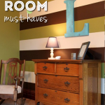 5 Things I Want For My Kids' Rooms