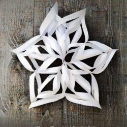 3D Snowflakes with Video Tutorial