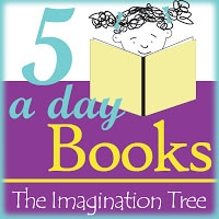 5 a Day Book at The Imagination Tree