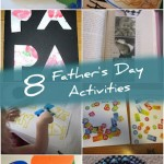 8 Father's Day Activities on It's Playtime!